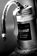 oiler (rosserx) Tags: macromondays myfavoritenovelfiction macro oil can lube lubricant grease blackandwhite monochrome