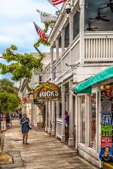 Walking Key West (sumnerbuck) Tags: keywest florida island