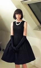 opera gown (juliedeclichy) Tags: petticoats operagown sophisticatedlady shemale ladyboy transvestite fullskirt