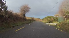 Brakes, don't fail me now... (Michael C. Hall) Tags: video mtb mountain bike road lanes farm rural downhill pace speed hope risk sun kerry ireland