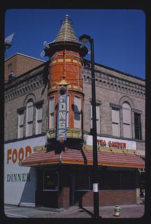 Fong's Tea Garden, W. Idaho Street, Boise, Idaho (LOC)
