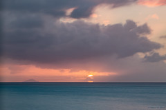 Sunset on Antigua (Silver_63) Tags: antigua barbuda caraibi mare sunset tramonto