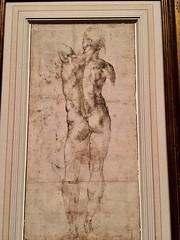 1-4 Divine Michelangelo at The Met (MsSusanB) Tags: drawing pen ink cascina metmuseum metropolitanmuseum michelangelo divine museum exhibition nyc art
