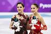 Фигурное катание. Женщины. Произвольная программа (Sport24.ru) Tags: ои2018 олимпиада олимпийскиеигры пхёнчхан пхенчхан фигурноекатание произвольнаяпрограмма зимние спорт sport радость улыбка