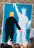 Mother of Exiles (Josh Thompson) Tags: 70300mmf4556gvr chicago d7000 protest sign statueofliberty trump womensmarchchicago2018 lightroom5