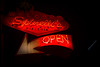 Spinelli's shines (sniggie) Tags: jeffersoncounty louisville spinellispizzeria neonsign open pizzeria restaurant signage trademark