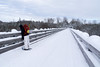 Firesteel Trestle Camping Trip, December 2017-9 (Nathan Invincible) Tags: winter wintercamping snow snowshoes camping upperpeninsula up michigan michigansupperpeninsula mi forest stateforest firesteel firesteelriver