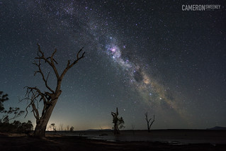Lake Lonsdale Milky Way
