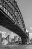 Sydney's Harbour Bridge up close (SemiXposed) Tags: sydney harbour ferry ship boat water outdoors skyline building city circular quay