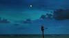 I swear by the moon.... (Lopamudra !) Tags: lopamudra lopamudrabarman lopa sky skyscape sea seascape water waterscape clouds cloud moon luna night evening dusk nightphotography moonshine chidiyatapu portblair andaman andamanandnicobarislands island beauty beach coast shore nightfall tranquil peace placid silence solitude nature india bay bayofbengal ocean tree picturesque beautiful dream surreal artistic art