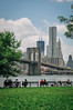 World Trade Center construction in 2011 (rjdibella) Tags: brooklyn usa manhattan newyorkcity bridges 8sprucestreet summer 2011 worldtradecenter newyork brooklynbridge 8spruce beekmantower gehry nygehry nyc newyorkbygehry wtc unitedstates us