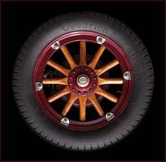 Buick + BF Goodrich (l plater) Tags: bfgoodrichsilvertown 1925buicktourer sydney woodspokewheel