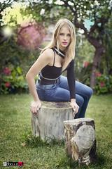 #ShootingTest. Muse: Arijana Olivo,  Location: High Professional Photo Photo by me by modellatv - #ShootingTest. Muse: Arijana Olivo,  Location: High Professional Photo Photo by me