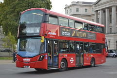 Metroline VWH2310 LK17DFF (Will Swain) Tags: hyde park corner 28th october 2017 greater london capital city south east bus buses transport travel uk britain vehicle vehicles county country england english metroline vwh2310 lk17dff