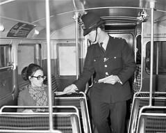 London transport RT on route 47 circa 1969/70. (Ledlon89) Tags: rt rtbus aecregent lt lte londontransport london transport bus buses londonbus londonbuses lewisham met metropolitanpolice copper murder leaflets old vintagelondon 1960s 1969