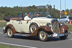 Citroën 10 Cabriolet 1934 (4285) (Le Photiste) Tags: clay citroënsagroupepsapeugeotcitroënsaintouenfrance citroën10cabriolet frenchconvertible twotonecar simplybeige lelystadthenetherlands thenetherlands 22su16 sidecode3 afeastformyeyes aphotographersview autofocus alltypesoftransport artisticimpressions anticando blinkagain beautifulcapture bestpeople'schoice bloodsweatandgear gearheads creativeimpuls cazadoresdeimágenes carscarscars canonflickraward digifotopro damncoolphotographers digitalcreations django'smaster friendsforever finegold fandevoitures fairplay greatphotographers giveme5 peacetookovermyheart oddvehicle oddtransport rarevehicle carscarsandmorecars hairygitselite ineffable infinitexposure iqimagequality interesting inmyeyes lovelyflickr livingwithmultiplesclerosisms mastersofcreativephotography myfriendspictures niceasitgets photographers prophoto photographicworld planetearthtransport planetearthbackintheday photomix soe simplysuperb slowride saariysqualitypictures showcaseimages simplythebest thebestshot thepitstopshop themachines transportofallkinds theredgroup thelooklevel1red simplybecause vividstriking wheelsanythingthatrolls wow yourbestoftoday oldtimer