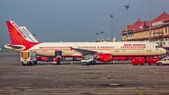 Air India Airbus A321 VT-PPE Kochi (COK/VOCI) (Aiel) Tags: airindia airbus a321 vtppe bangalore bengaluru canon60d canon24105f4lis