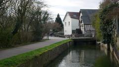 Rouen - Moulins au bord du Robec (jeanlouisallix) Tags: rouen seine maritime haute normandie france rivière cours deau robec minoterie farine pain blé