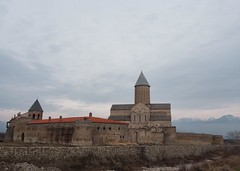 Alaverdi Cathedral (SleepSerum114) Tags: photography landmark history travel caucasusmountains kakheti georgia alaverdi cathedral church fortress alazani