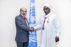24912_0179 (FAO News) Tags: arc africa regionalconference sudan bilateralmeetings highlevelvisits fao directorgeneral khartoum