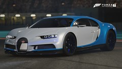 Forza Motorsport 7 (26) (chriswalker00) Tags: bugatti hyper car chiron dubai forza xbox game twitch