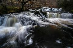 The Falls of Avich (john&mairi) Tags: fallsofavich dalavich argyll loch awe scotland waterfall uk cascade hydro scheme longexposure le