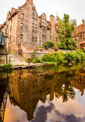 IMG_1151-Pano (Alan Hempseed) Tags: 2016 deanvillage edinburgh reflections