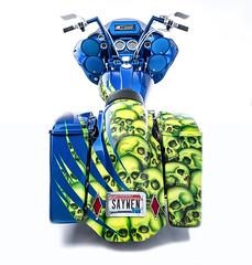 8J9A8699-Edit (BartCepekPhotography) Tags: bagger motorcycle custom built street bike cruiser studio