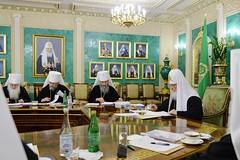 11. Заседание Священного Синода РПЦ 07.03.2018