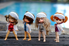 Modiclothes BiKiNi (vod-za) Tags: dolloutfit doll latiyellow lati latidoll laticlothes toy thailand toyphoto