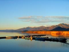 Γαλήνη / Tranquility (Ath76) Tags: μικρή πρέσπα μικρολίμνη πρέσπεσ λίμνη μακεδονία χιόνι βουνά ελλάδα europe europa greece grecia grèce hellas macedonia macédoine makedonien makedonia florina lake prespa mikri water mountain lago lac snow φλώρινα