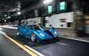 Zonda Anija. (Alex Penfold) Tags: pagani zonda anija 2018 tokyo supercars supercar super car cars autos alex penfold blue custom modified