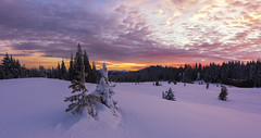 Sunset at Crater Lake (Crater Lake NP, OR) (Sveta Imnadze) Tags: nature landscape craterlakenp oregon