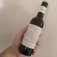 Cervesa de Nadal (Fotero) Tags: ifttt instagram cervesa cerveza bier birra navidad nadal noel