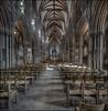 Lichfield Cathedral 3 (Darwinsgift) Tags: pc e nikkor 19mm f4 tilt shift lichfield cathedral interior hdr photomerge stich