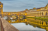 """The Ponte Vecchio """"Old Bridge"""" and Arno River, Florence (Ray in Manila) Tags: florence italy eos650d efs24mm arnoriver arno pontevecchio bridge historical roman medieval architecture buildings touristy touristattraction europe wall reflection tuscany"""