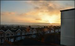 11.01.18 Weymouth Sunset.. (A.P.PHOTOGRAPHY.) Tags: weymouthdorset sunset windows sun clouds sky views 2018 nikkor18300 nikond7000