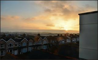 11.01.18 Weymouth Sunset..