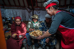 41660-012: Water Point and Extension Station Establishment for Poor Herding Families in Mongolia (Asian Development Bank) Tags: mongolia mng uvurkhangai 41660 41660012 mongolian people bakers bakery food bread nourishment pastry meal smallbusiness trade livelihood womenempowerment