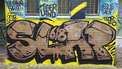 Slap... (colourourcity) Tags: graffiti streetart streetartnow streetartaustralia streetartmelbourne burncity melbourne colourorucityburncity awesome nofilters original colourourcity slap slap618