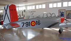 E.17-16 LECU 11-01-2018 (Burmarrad (Mark) Camenzuli Thank you for the 10.3) Tags: airline spain air force aircraft beechcraft t34a mentor registration e1716 cn g786 lecu 11012018