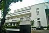 Gedung Bappenas (Everyone Sinks Starco) Tags: jakarta building gedung architecture arsitektur office kantor