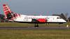 G-LGNA (Noel Williams ✈) Tags: glgna airport a avgeek airline aircraft saab 340 eidw dublin dub