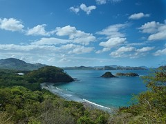 Guanaste Costa Rica (Alejo's Photography (Hobby)) Tags: horizon hills water mountains landscape beautiful sky clouds sea forest rock mountain shore coast guanaste costarica