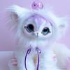 Handmade Art doll with takochu ! (Rukiya Shalidora) Tags: artdoll artdollcreature creaturedoll creature doll posable poseable handmade toy takochu toys