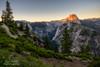 Half Dome Alpenglow (Tony Phillips Photography) Tags: california glacierpoint halfdome yosemitenationalparkk landscape mountains outdoors scenery travel