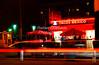 1 (23) (Rainer Quesada Photography) Tags: losangeles night nightphotography urban city downtown draggingshutter lightstreaks photoshop architecture buildings street streetlights usa southerncalifornia framing light