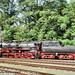 Dampflokomotive 52 8038 ex Deutsche Reichsbahn