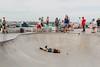 Port Macquarie - Paul injured in the bowl (burntfeather) Tags: portmacquarie port australia newsouthwales skatepark skateboarding skaters skating skatebowl bowl portmacquarieskatepark paul brokenwrist