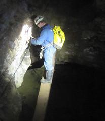 Underground Bridge of Death 3 (Mrsuperpants) Tags: mine mining cave caving alderley edge underground